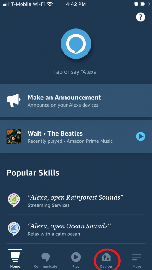 How to turn off Alexa Guard mode